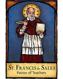 St Francis de Sales Magnet
