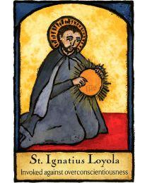 St Ignatius Magnet