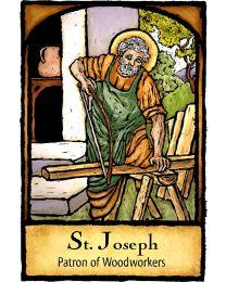 St Joseph Magnet