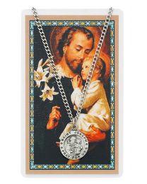 St. Joseph Medal / Card
