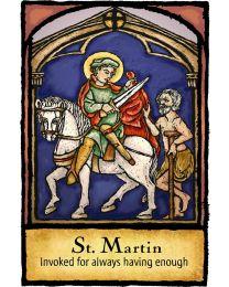 St Martin Magnet