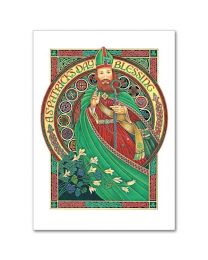 St. Patrick's Day Blessing Greeting Card