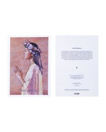St. Philomena Card - Artist John Nava
