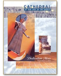 The Dedication Mass, Cathedral of Our Lady of the Angels DVD