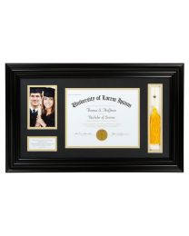 Diploma Picture Frame