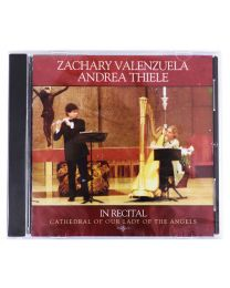 Zachary Valenzuela & Andrea Thiele in Recital CD