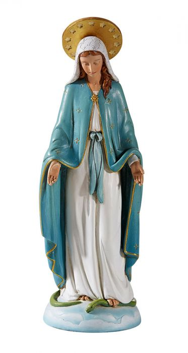 Our Lady Of Grace Statue Catholic Gifts Books