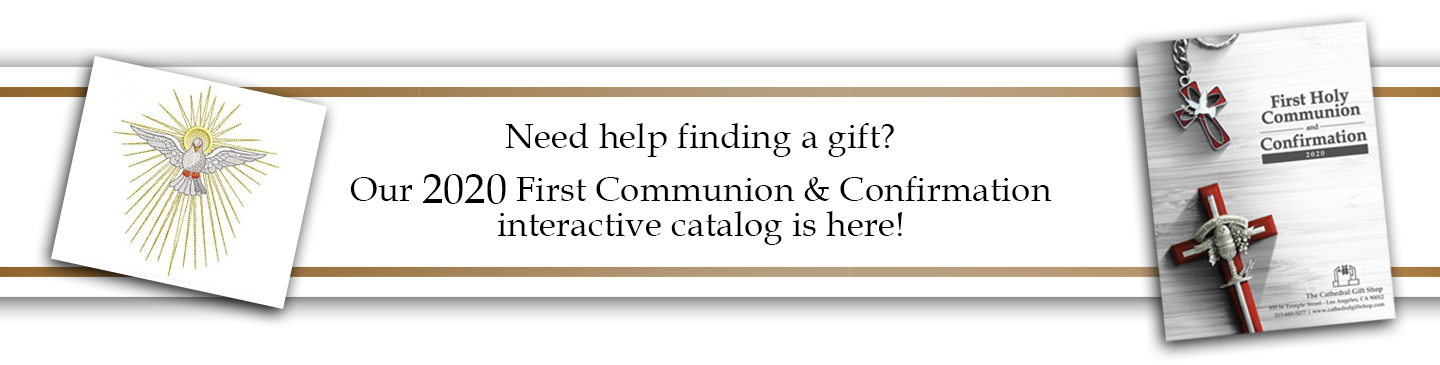 First Communion & Confirmation Catalog