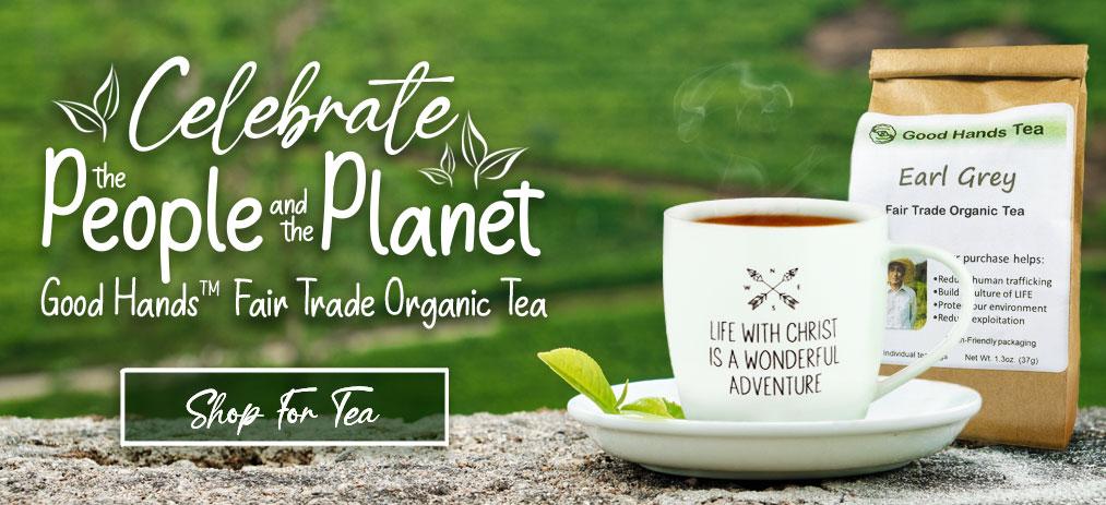 Good Hands Fair Trade Tea